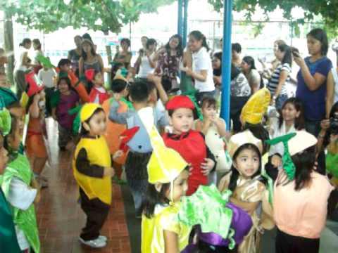 Mien Dancing Makulay Ang Buhay Sa Sinabawang Gulay video