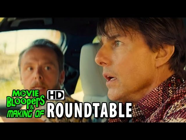 Mission: Impossible - Rogue Nation (2015) Roundtable - Car Chase