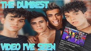 The Cringiest Dobre Brothers Video