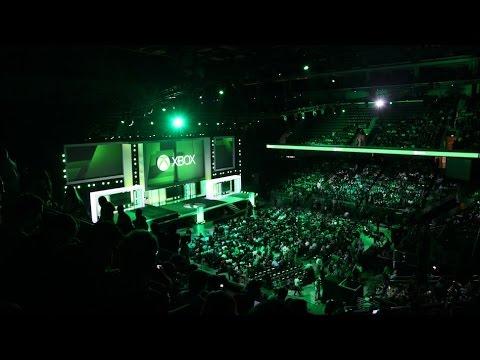 Прямая трансляция E3 2015 на русском языке: Microsoft