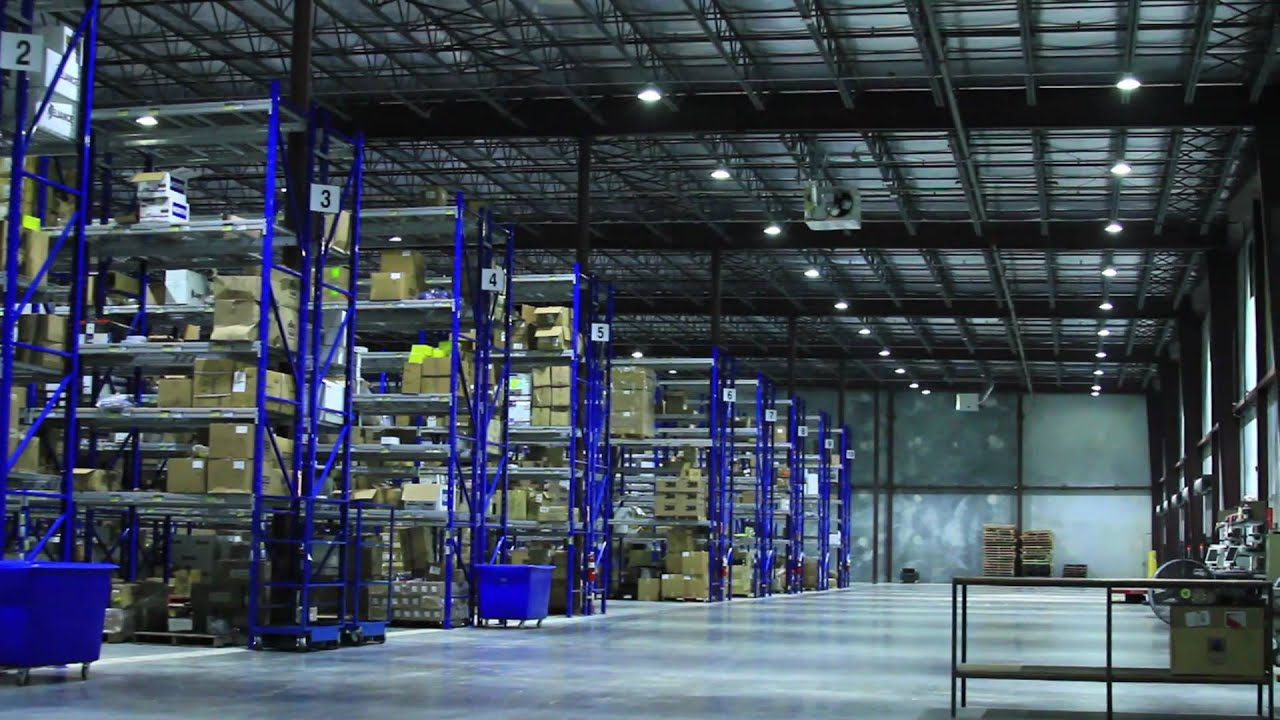 Dialight Led Lighting Corporate Video Youtube