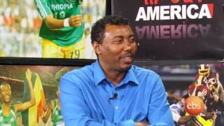 Sport America Interview With Ibrahim Hussein