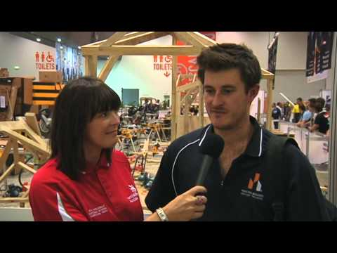 2014 WorldSkills Australia National Competition - Day Three Highlights