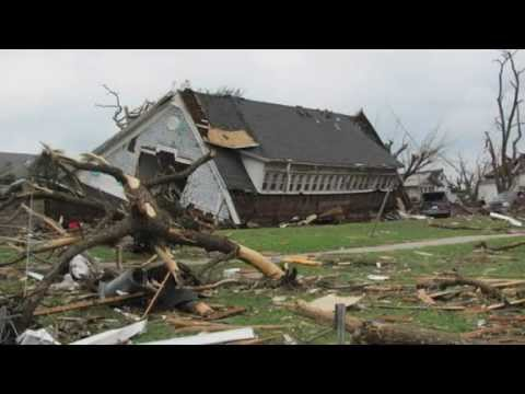 Joplin Tornado Before & After...