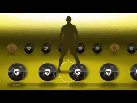 PES 2016 myClub UEFA Champions League STARS R16 Week 1 black ball #3