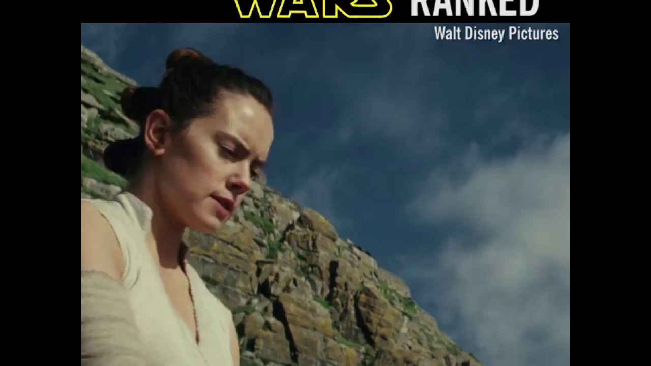 Every Star Wars film ranked