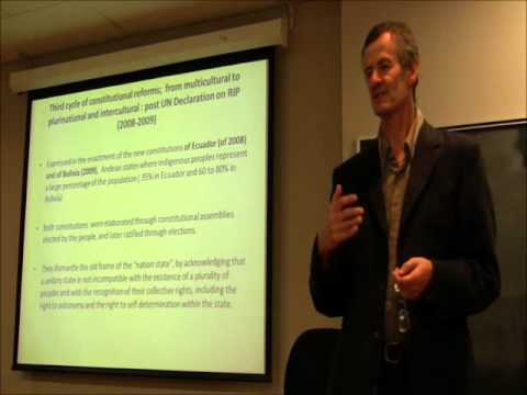 José Aylwin_Indigenous Peoples Land and Resource Rights in Latin America: Law and Practice