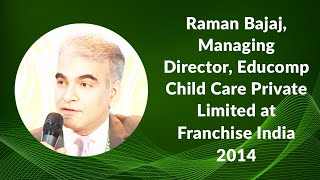 Raman Bajaj  Managing Director  Educomp
