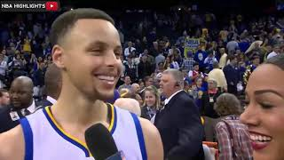 Stephen Curry FUNNY MOMENTS