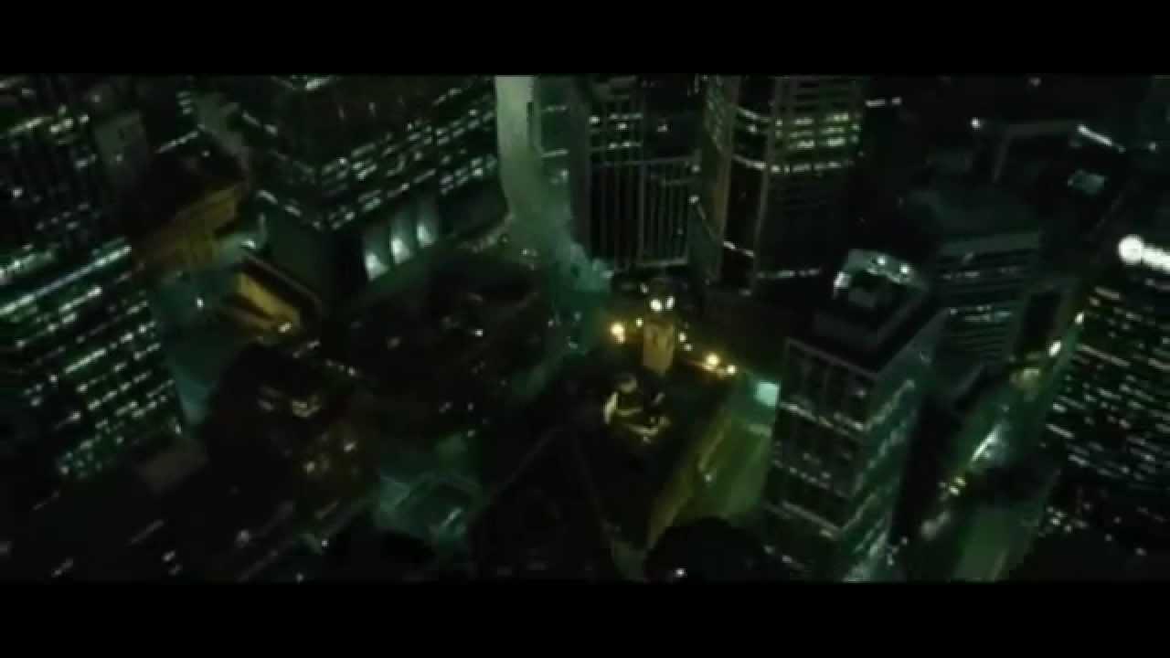 The matrix reloaded trinity resurrected youtube for Matrix reloaded architect