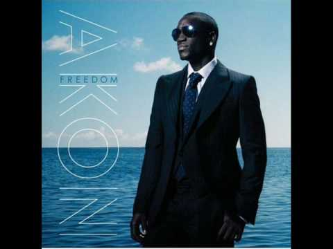 Akon ft Colby O'Donis & Kardinal Offishall - Beautiful with LYRICS! (Album Freedom) Video