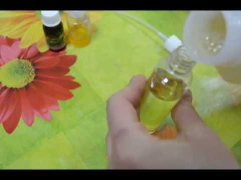 Гидрофильное масло для рук своими руками