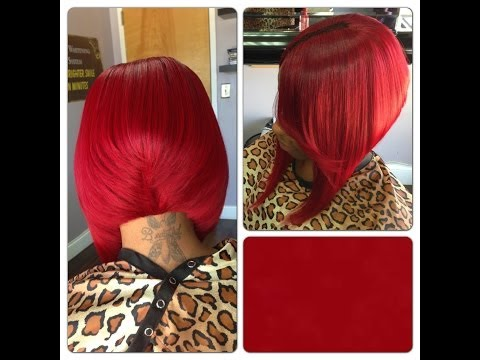 Celebrity Style Sew-In Weave Extension (bob cuts.natural hair care and sew-ins)