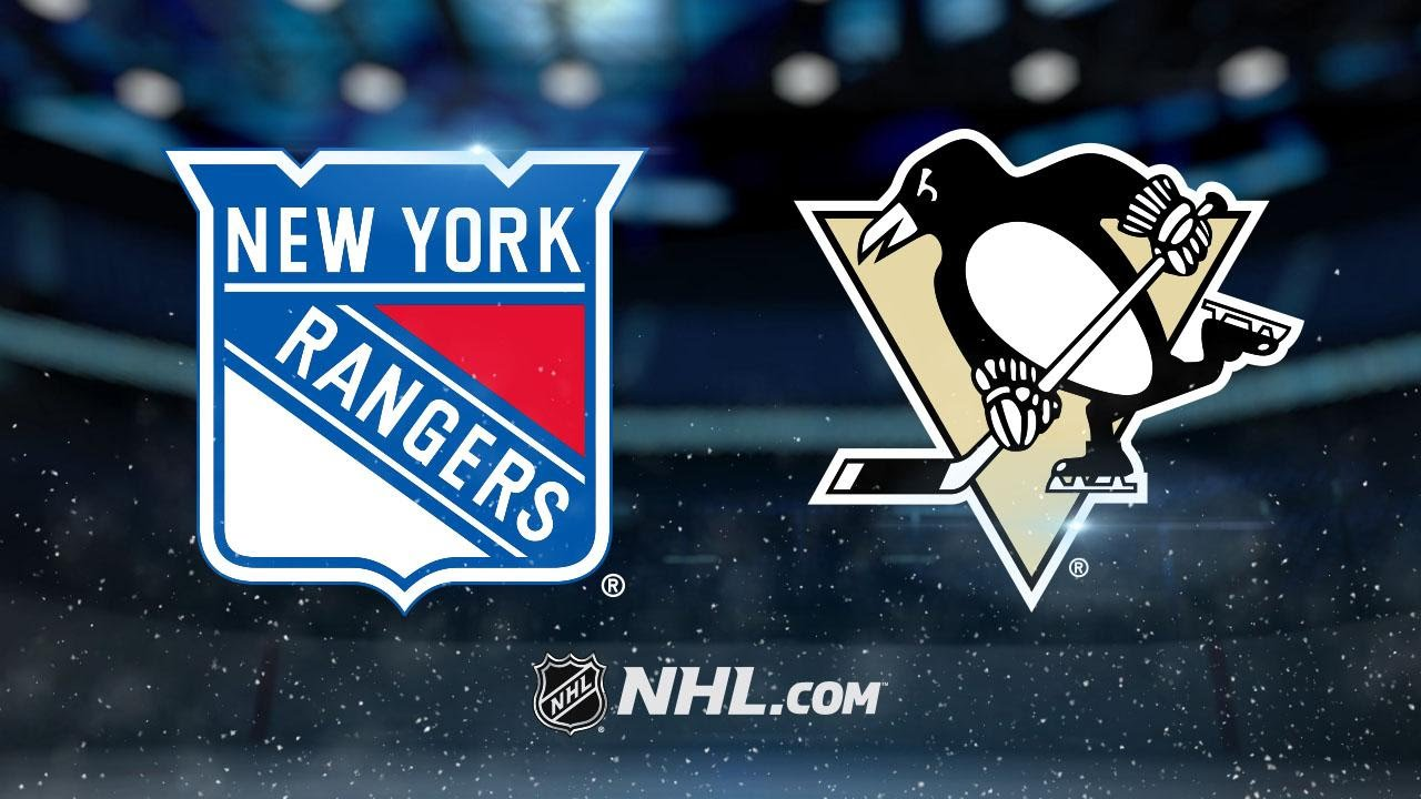 Lundqvist, Rangers shut down Crosby, Penguins
