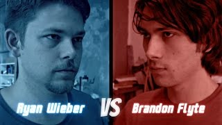 Ryan vs. Brandon 2 Preview by L.Oldham