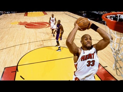 Alonzo Mourning Top 10 Dunks For Miami Heat