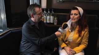 ME1 TV Talks To... Cleo Rocos