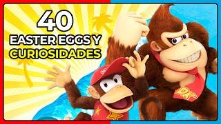 40 Easter Egg y curiosidades de Donkey Kong Country: Tropical Freeze en Nintendo Switch