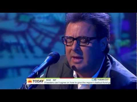 Vince Gill - Threaten Me With Heaven (Live on Today 10-26-2011) [HD]