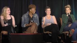 VegasCon 2019 Rachel Miner Kim Rhodes Briana Buckmaster Lisa Berry FULL Panel Supernatural