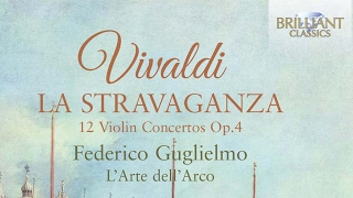 Vivaldi La Stravaganza 12 Violin Concertos Op 4 Full Album