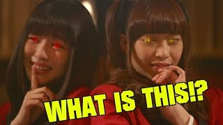 NETFLIX'S KAKEGURUI IS AWFUL