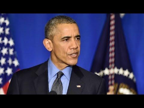 Obama warns Putin against intervening in Syria