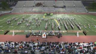 San Angelo Central High School Band - 2016 UIL Area A Finals