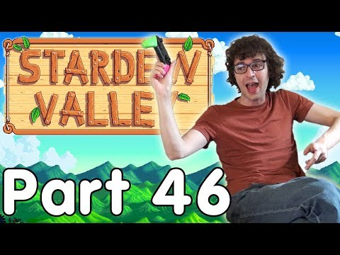 Stardew Valley - Christmas! - Part 46