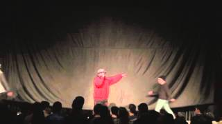 Gringo Canlı Performans ve Freestyle (Bandırma Hiphop Party Vol.2 2016)