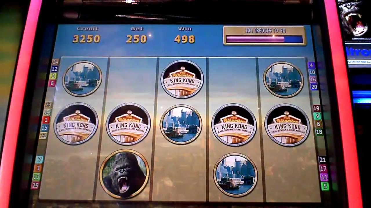 king kong cash slot machine download