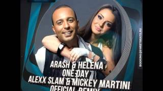 download lagu ONE DAY ARASH FT. HELENA RF REMIX gratis
