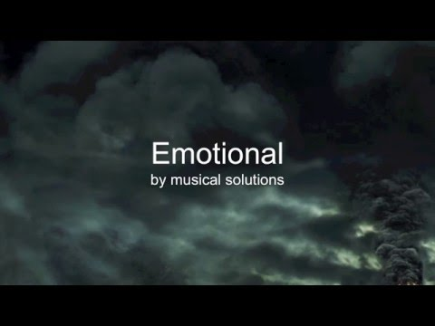 Emotional | Background Music | Instrumental  |  video game music  |  film music