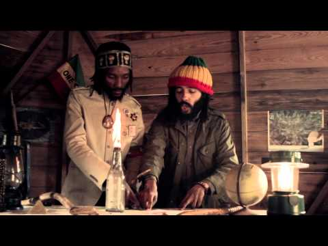 KABAKA PYRAMID ft. PROTOJE - WARRIOR [OFFICIAL VIDEO]