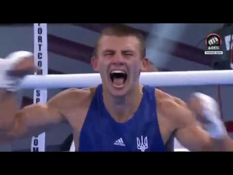 Александр Хижняк Финал чемпионата мира по боксу 2017