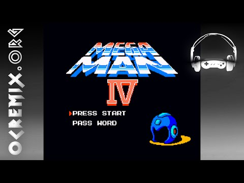OC ReMix #2638: Mega Man 4 'Foiling Dr. Wily' [Last Boss] by DR.WELI