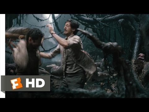 King Kong (5/10) Movie CLIP - Giant Bugs Attack (2005) HD