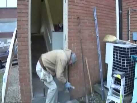 Door And Frame Installation Part 1 Youtube