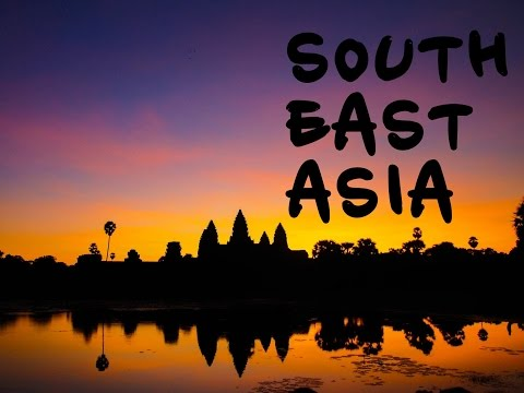 Southeast Asia Backpacking 5 Countries 3 Months