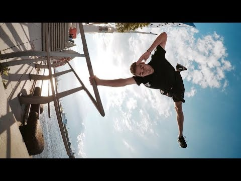 Amazing Stunts and Parkour 2018
