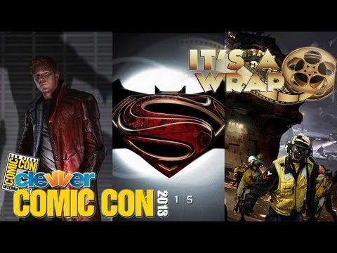 2013 Comic Con Recap: It's A Wrap!