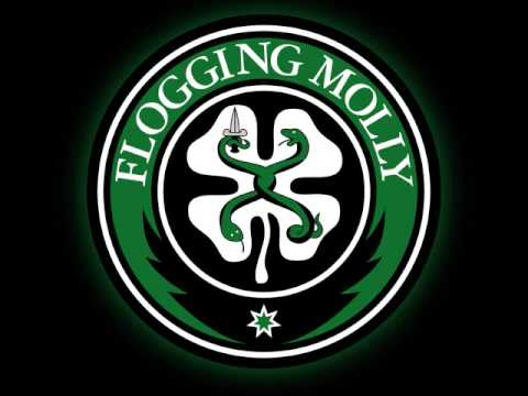 Flogging Molly Factory Girls
