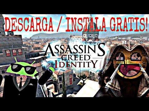 DESCARGA Assassin Creed identity   PARA ANDROID   2017