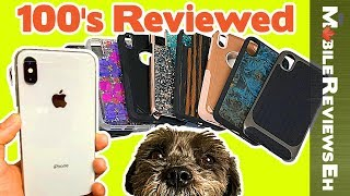 The BEST Cases for the iPhone XS - Slim, Ultra-thin, Tough, Unique and most USEFUL!