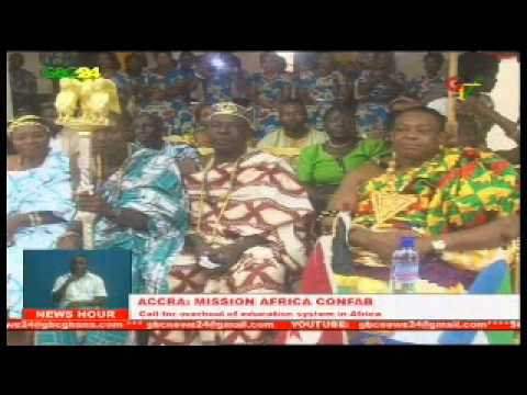 Ghana: Mission Africa Incorporated Confab