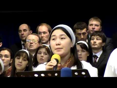 Казахи христиане Иса жасасын
