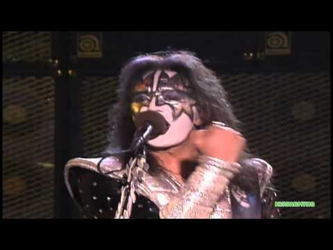 KISS - New York Groove [ Brooklyn Bridge NYC 9/4/96 ]