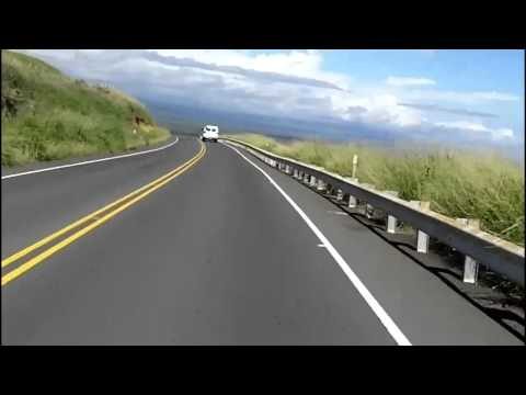 NAALEHU TO HONUAPO ON A MOTORCYCLE