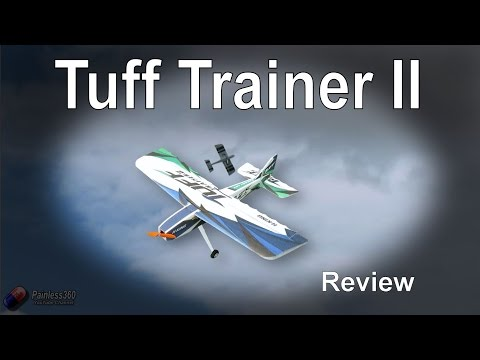 RC Reviews: Tuff Trainer II from HobbyKing