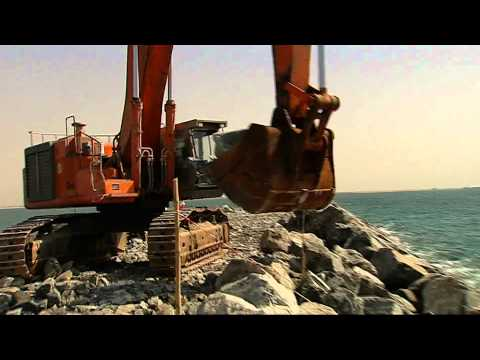 Hitachi Construction Machinery Middle East Corporation FZE - Machines in Dubai UAE